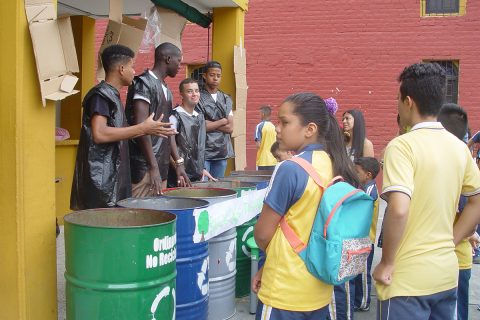 Introducción al mundo del reciclaje